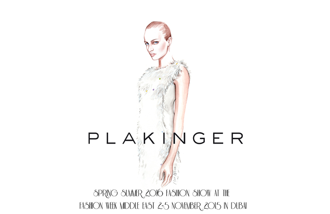 PLAKINGER FASHION WEEK MIDDLE EAST